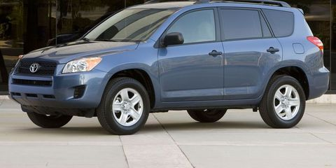 Best Gas Mileage SUVs - Fuel Economy for SUVs