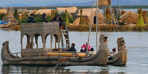 Mode of transport, Transport, Watercraft, Water, Boat, Lake, Boats and boating--Equipment and supplies, Boating, Ship, Village,