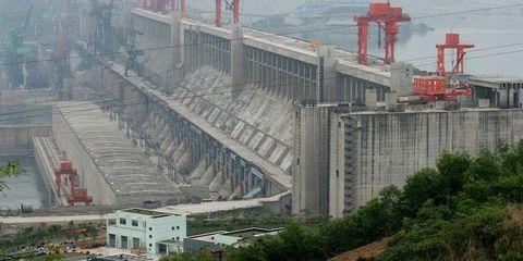 Infrastructure, Atmospheric phenomenon, Urban area, Metropolitan area, Composite material, Urban design, Electricity, Haze, Public utility, Engineering,