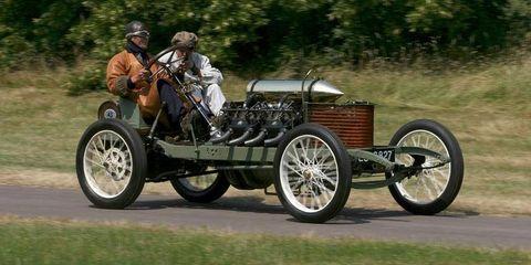 1905 Darracq 200HP
