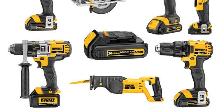 DeWalt's 20V Cordless Power Tools and Re-envisioned Hand Tools