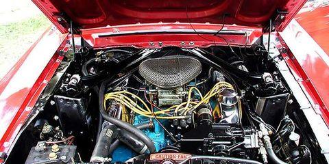 Ford Mustang Big Block V8