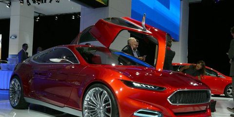 Ford Concept Cars >> Top 25 Concept Cars From The 2011 Frankfurt Auto Show