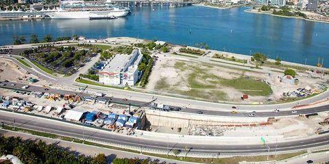 The Miami Access Tunnel
