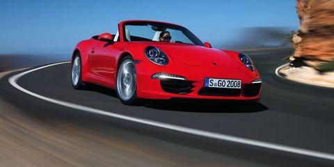 So You Can't Afford: 2012 Porsche Carrera 911 S