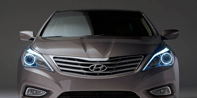fully interior loaded limited review azera hyundai watch youtube