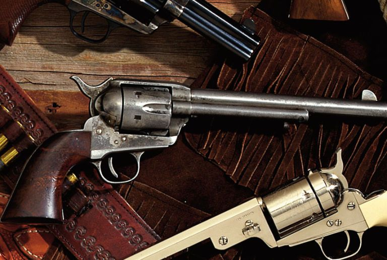New Cowboy Guns Of The Old West
