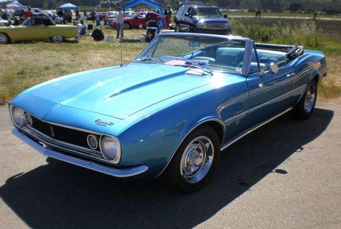 99 Chevrolet Camaro 1966 1969