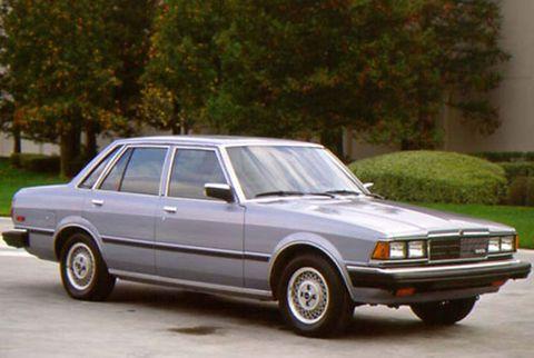 1981-1992 Toyota Cressida