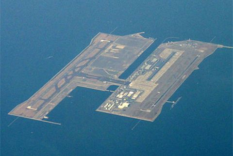 kansai international airport osaka japan