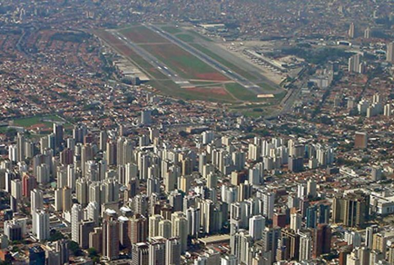 congonhas airport sao paulo brazil