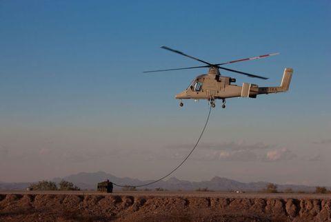 Helicopter, Rotorcraft, Sky, Natural environment, Aircraft, Helicopter rotor, Aviation, Air travel, Ecoregion, Military aircraft,