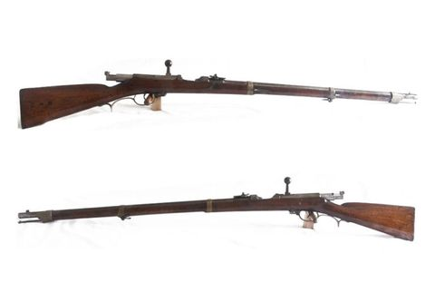 Rifle History - Rifle Timeline