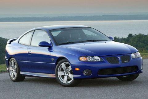 Pontiac GTO (2004-06)
