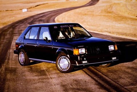 Dodge Omni GLH-S (1986-87)