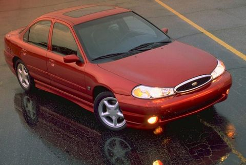 Ford SVT Contour (1998-2000)