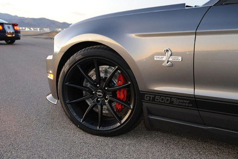 Ford 2012 Shelby Mustang GT500 Super Snake