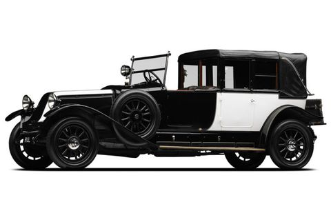 1922 Renault 40CV