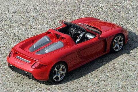 2004–2006 Porsche Carrera GT
