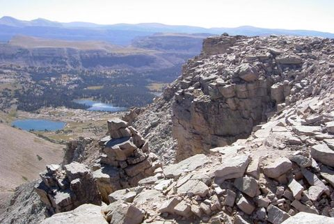 The area around High Uintas Wilderness, in Utah's Ashley National Forest, is home to some of the largest oil sands deposits in the U.S.