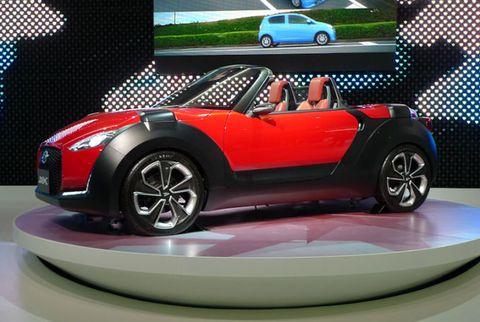 Daihatsu D-X Roadster