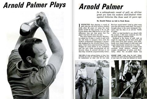 From the original PM article by Arnold Palmer, from July 1964.