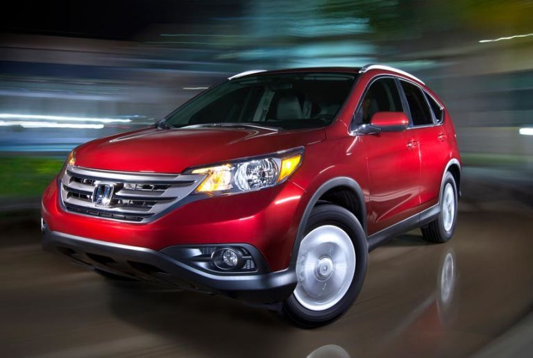 And The 2012 Is An Excellent Update Of An Already Good Five Passenger  Crossover, Because Honda Addressed The CR Vu0027s Weaknesses Without ...