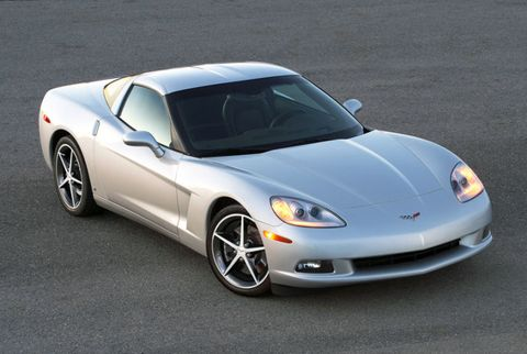 But Maybe You Can Afford 2017 Chevrolet Corvette