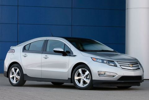 But Maybe You Can Afford: 2012 Chevy Volt