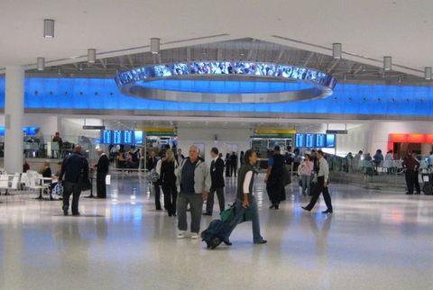 JetBlue's T5 at JFK Airport.