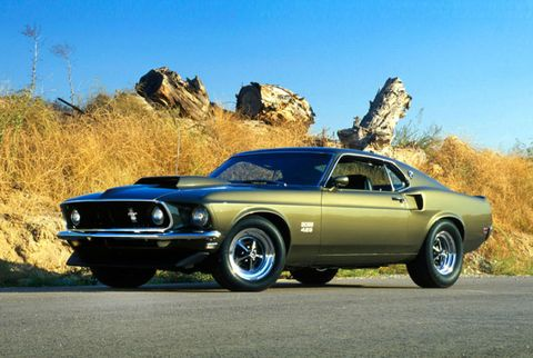 Best Muscle Cars - 15 Greatest American Muscle Cars