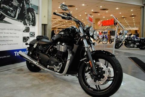 New York Motorcycle Show Top New 2011 Bikes At
