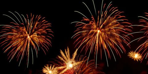 Nature, Yellow, Event, Night, Red, Orange, Photograph, Darkness, Fireworks, Pink,