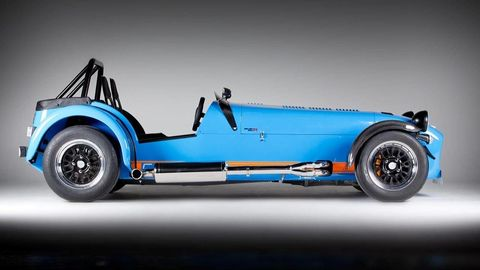 Caterham 620R - $72,900 (about $90,000 fully built)