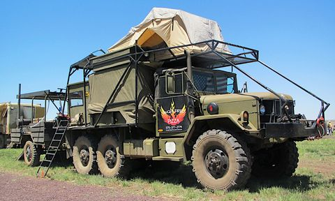 14 Extreme Campers Built For Off Roading
