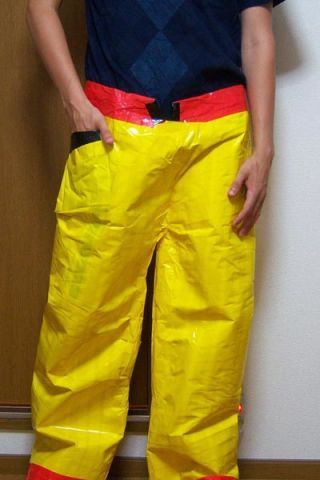 Duct Tape Typhoon Pants