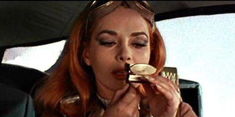 10. Lipstick Bomb, <em>You Only Live Twice</em> (1967)