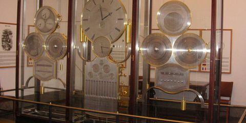 Jens Olsen's World Clock