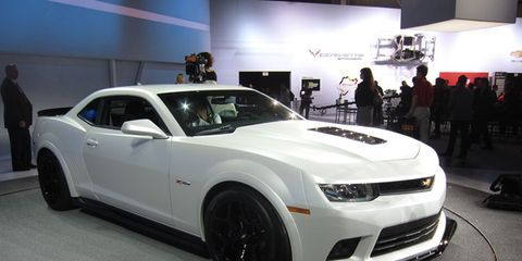 The Cars of the 2013 New York Auto Show