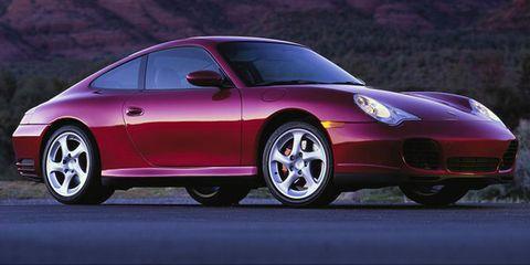 2001-2005 Porsche 911 and Boxster