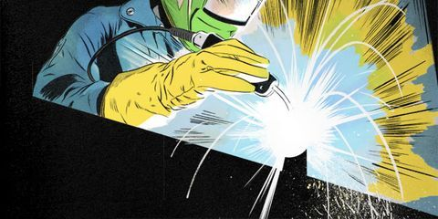 Welding 101: Yes, You Can Learn How to Weld. Here's How.
