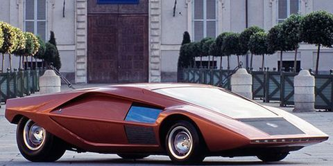 The 10 Best Cars Designed by Bertone