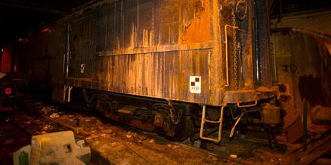 9 Creepy and Cool Hidden Roads and Rail Lines