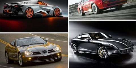 The 10 Worst Supercars of All Time