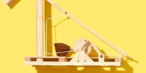Da Vinci's Trebuchet