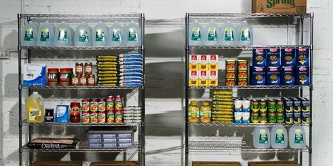 How to Stock Your Disaster Pantry