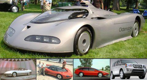 Oldsmobile concept cars