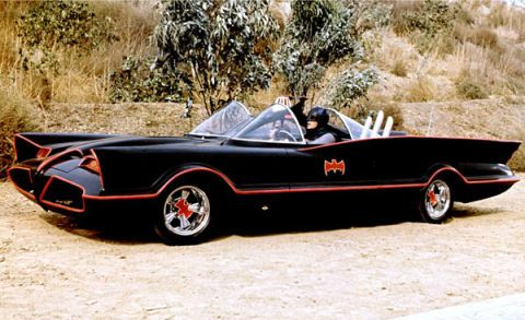 2. <em>Batman</em> (1966)
