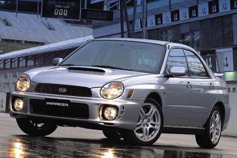 2001-2003 Subaru WRX