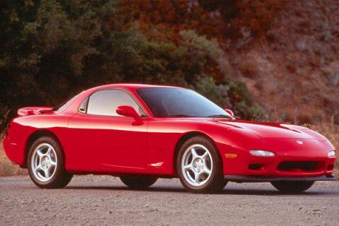 1993-1995 Mazda RX-7
